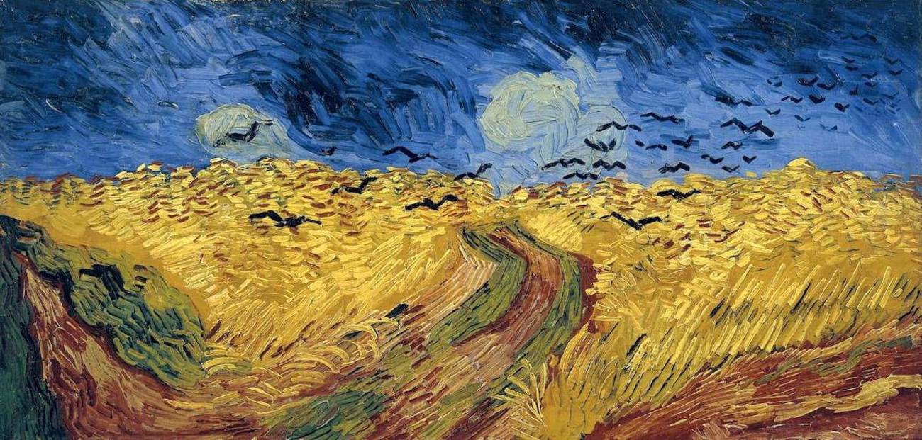 Last Paintings Auvers Sur Oise May July 1890