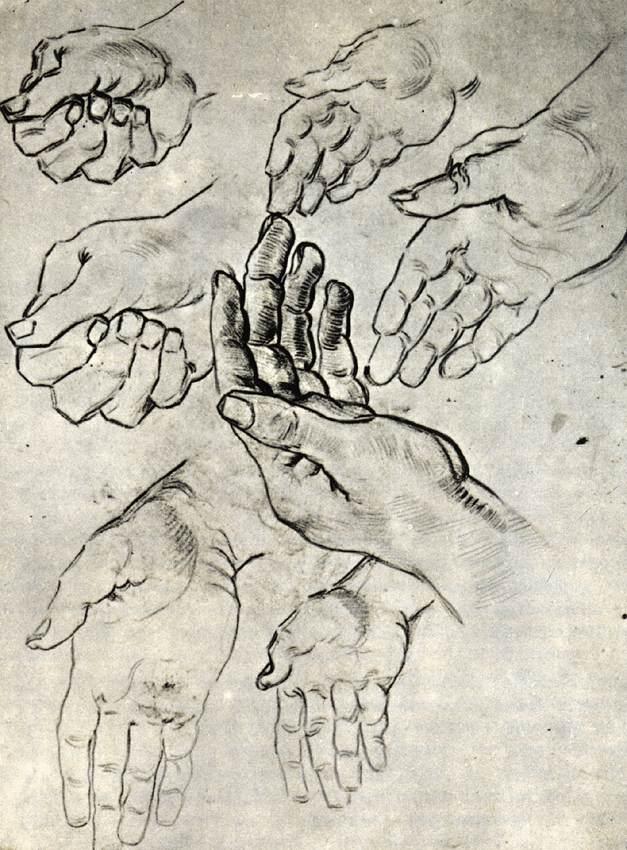 Drawings Etten The Hague Nuenen 1880 85