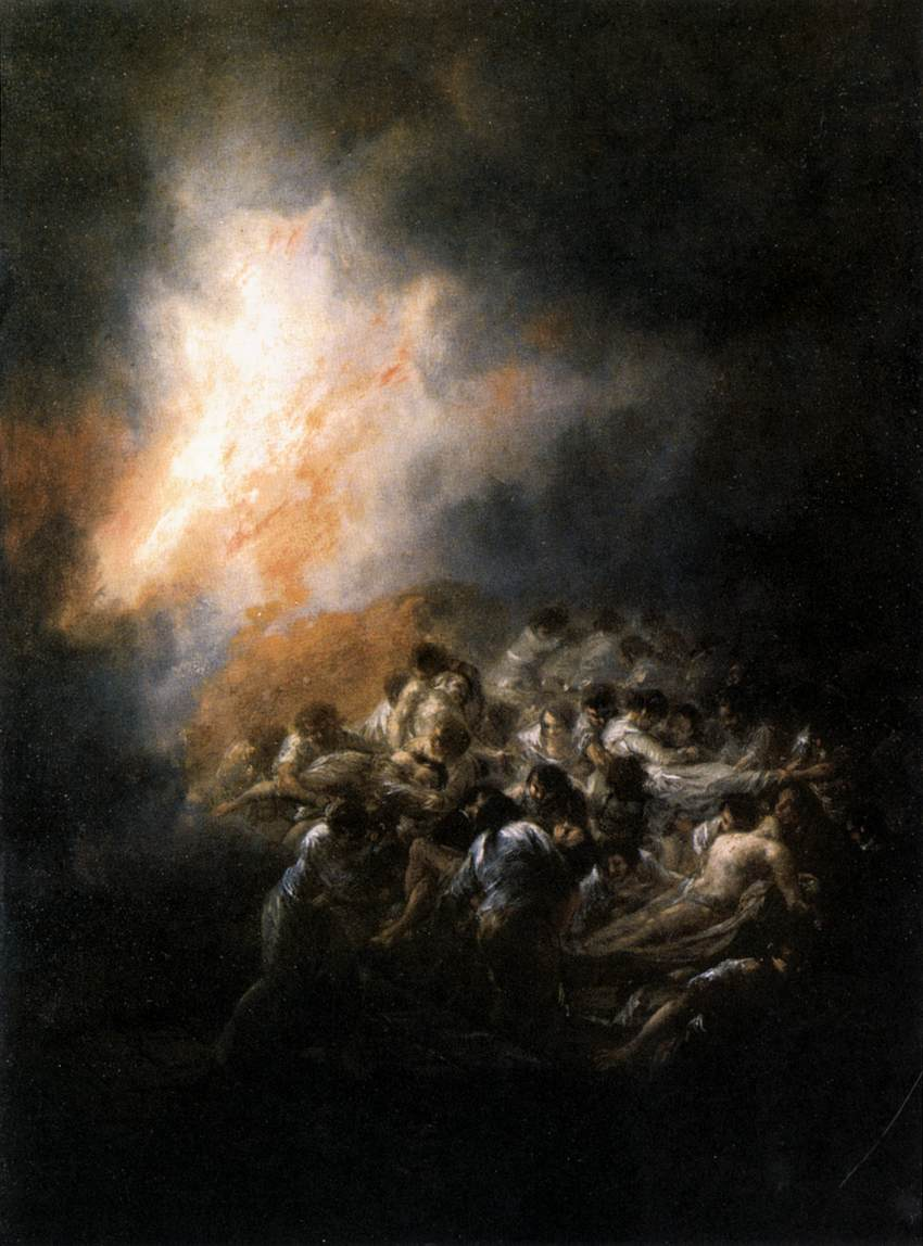 Goya Paintings Images