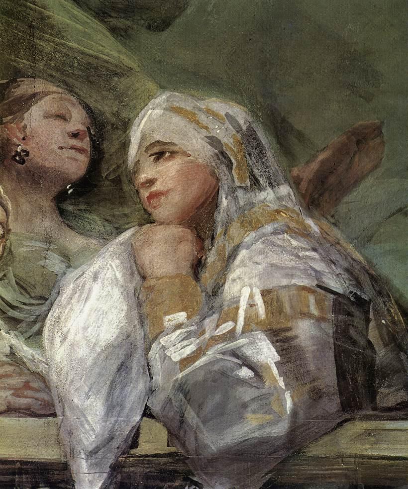 a biography of francisco goya a spanish painter Biography of goya spanish painter and engraver francisco josé de goya y lucientes, was born.