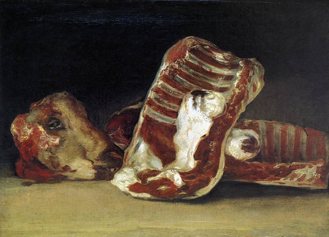 the life and art of francisco goya History of art: neoclassicism and romanticism - francisco de goya a world history of art  thus bordeaux became the final stage in goya's life the grizzled .
