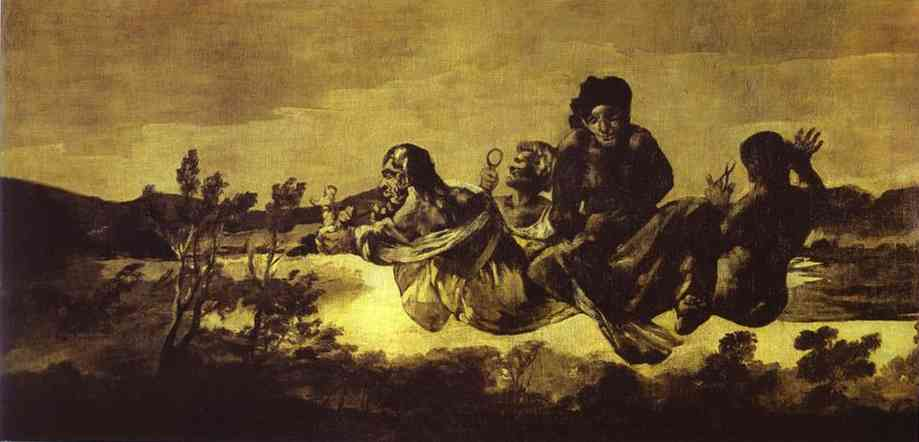 Goya in hell: the bloodbath that explains his most harrowing work | Art and  design | The Guardian