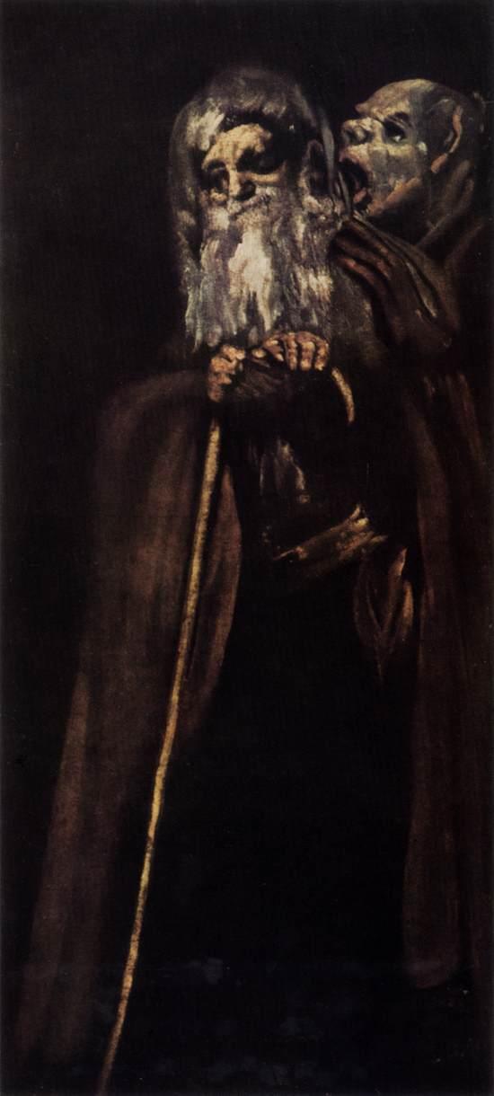 Prado Goya Black Paintings