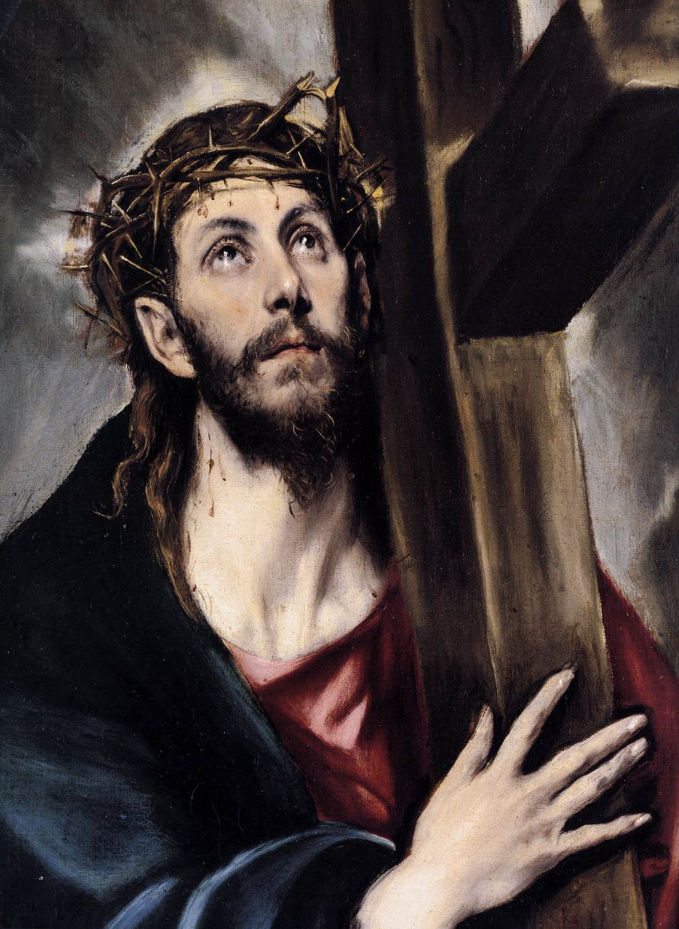File christ carrying the cross 1580
