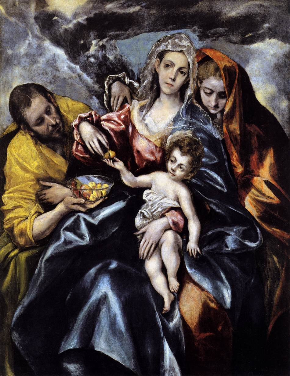 the life and times of popular artist el greco Sometimes his juxtaposition of popular and  i didn't know much about el greco the artist before my trip to spain  el greco transports one to other times.