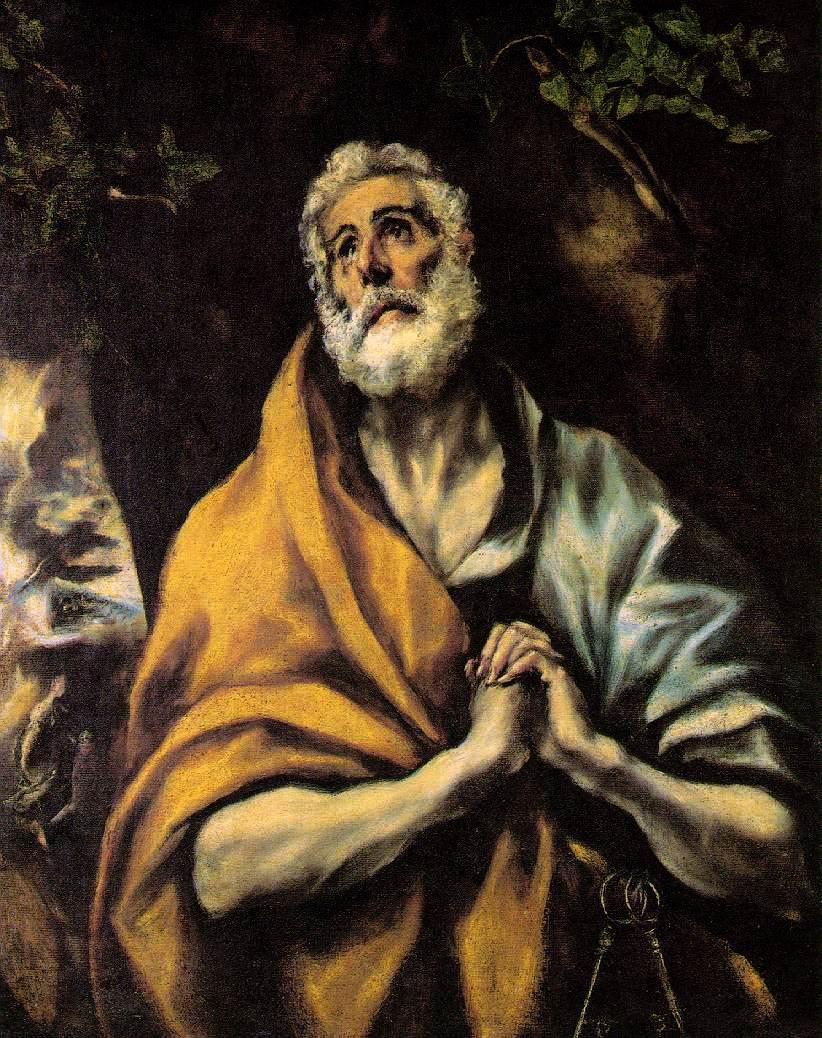 El Greco, Pristina