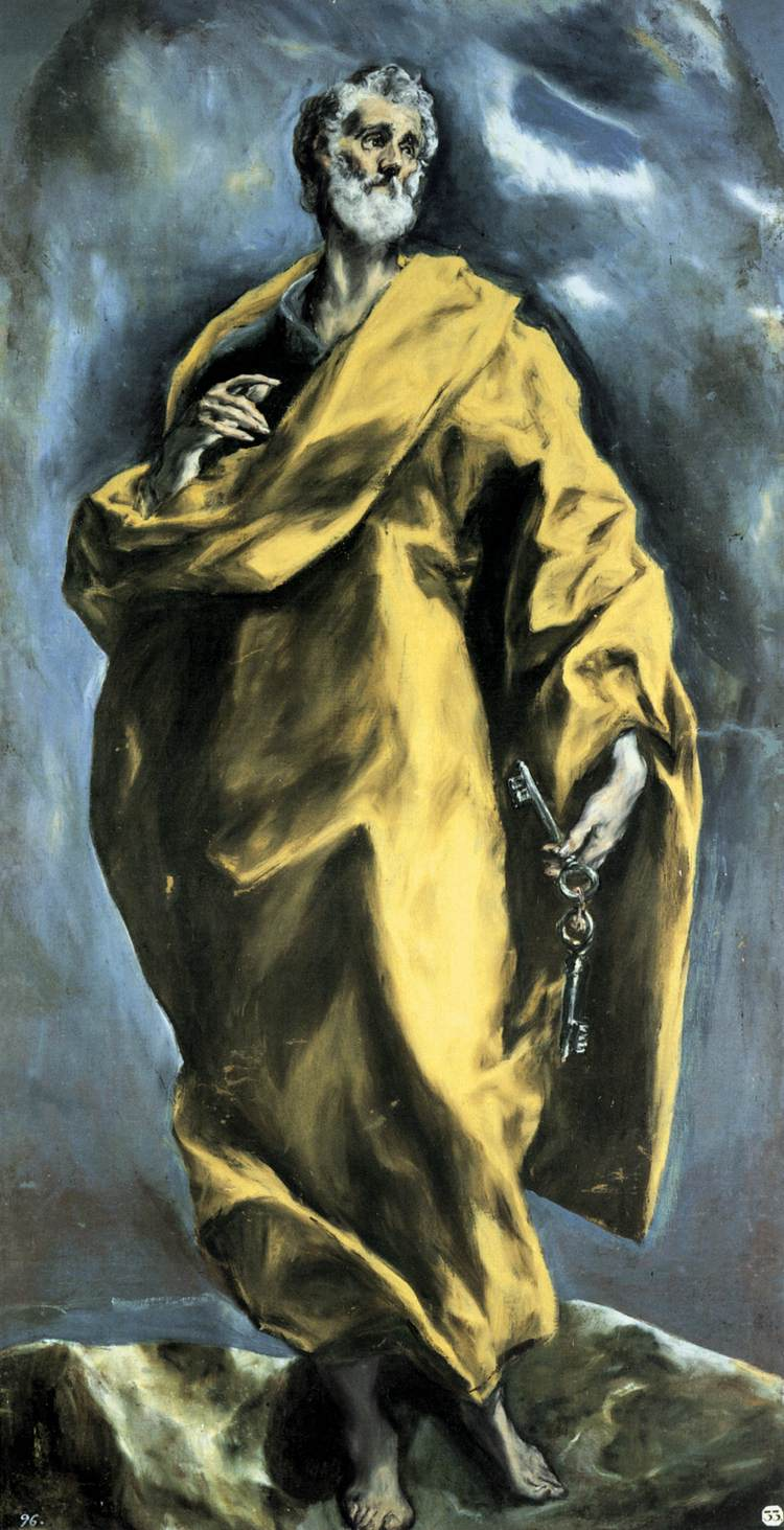 a biography of el greko El greco, a mediator of modern painting  el greco produced his most characteristic paintings in spain from  (1908 was the year when cossio's biography,.