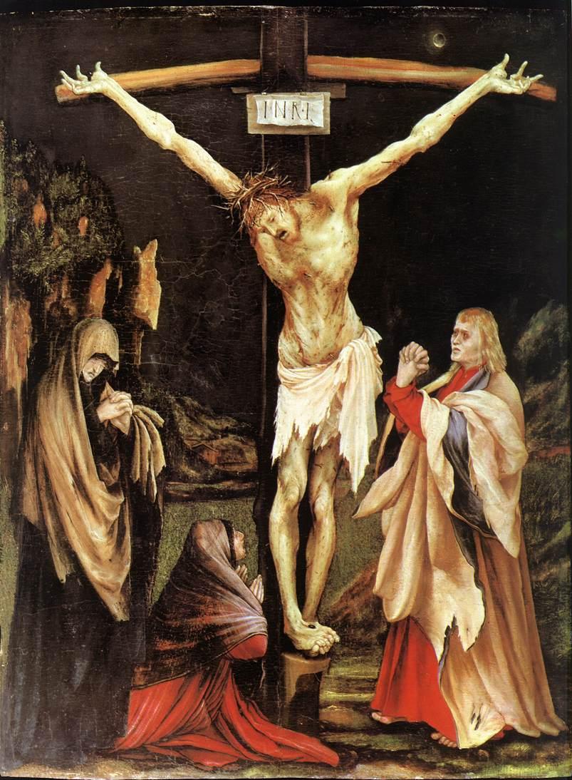 the crucifixion stream