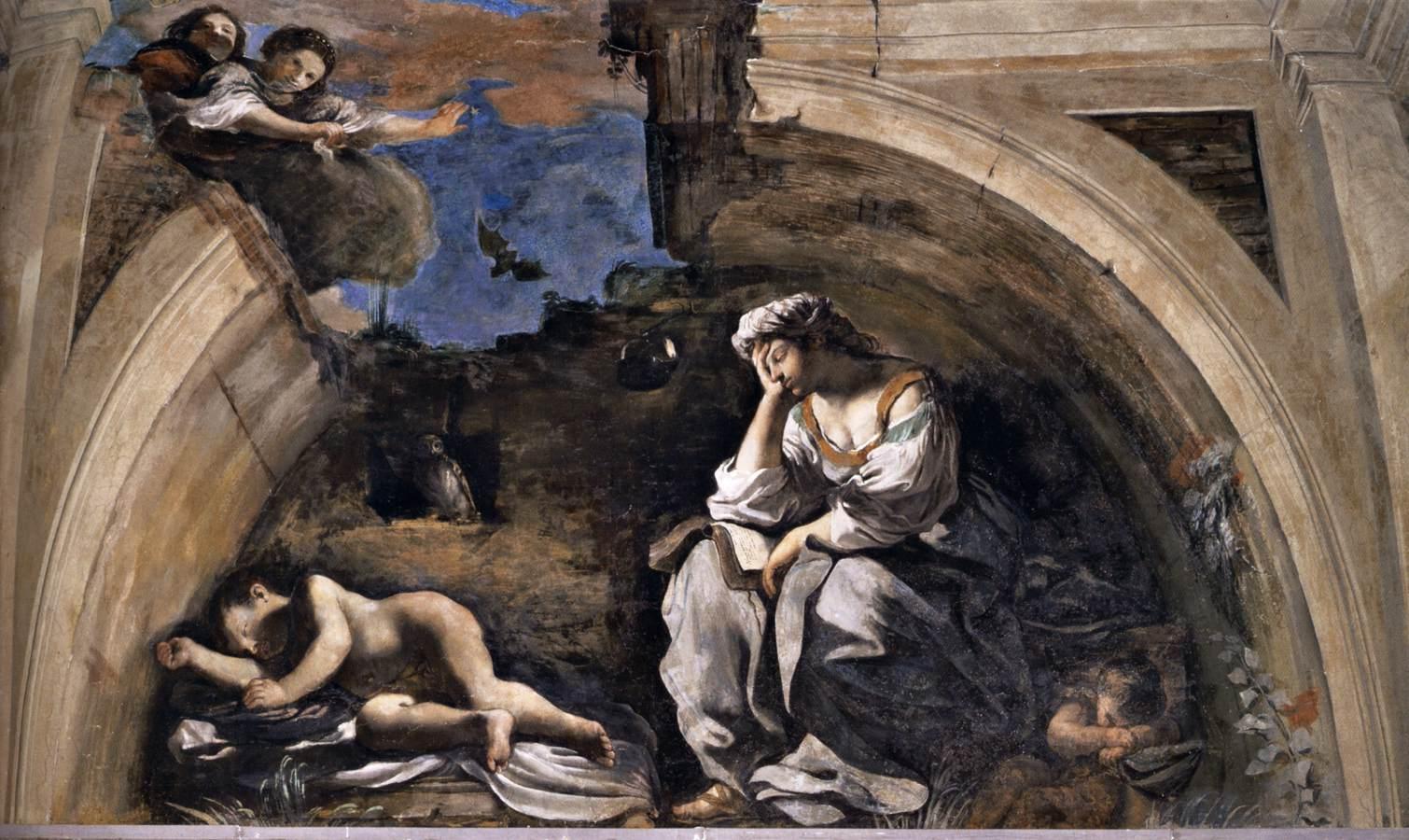 Guercino aurora casino ludovisi