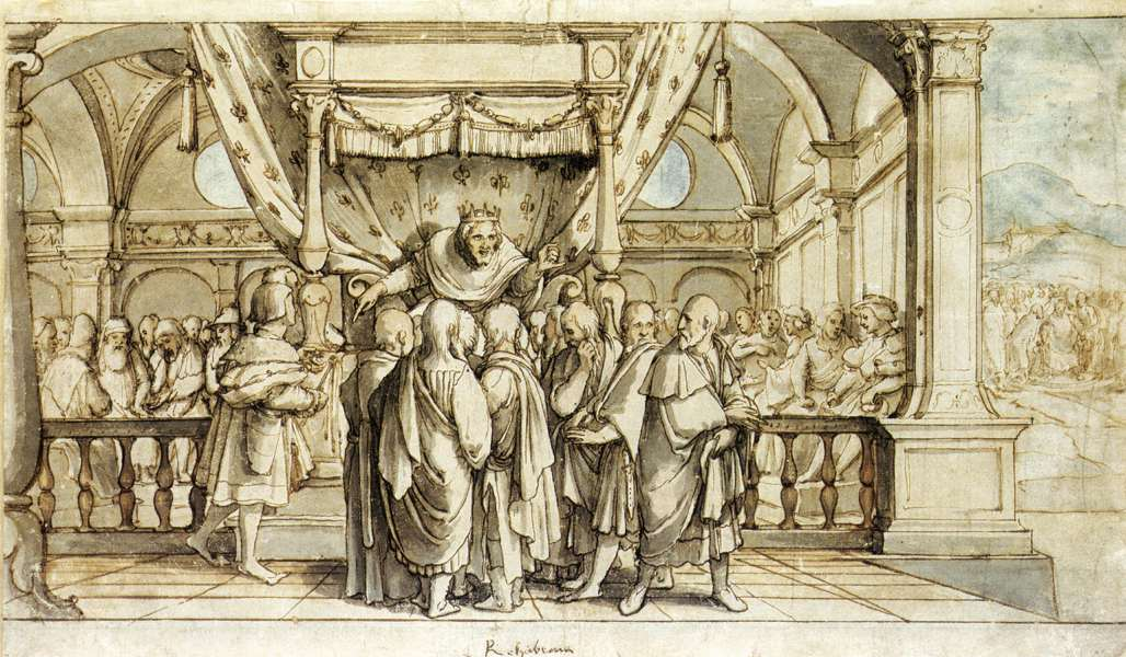 arrogance, berthold, holbein, kings