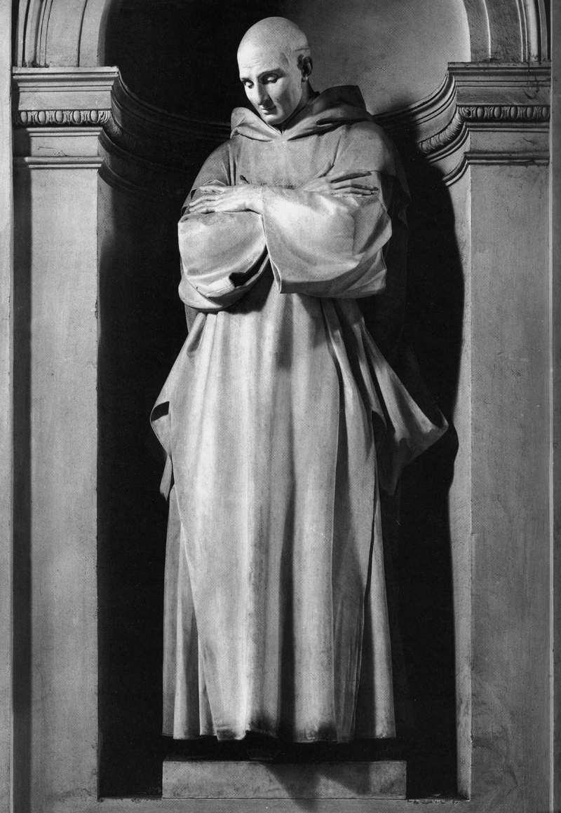 San Bruno, Jean-Antoine Houdon (1741-1828)