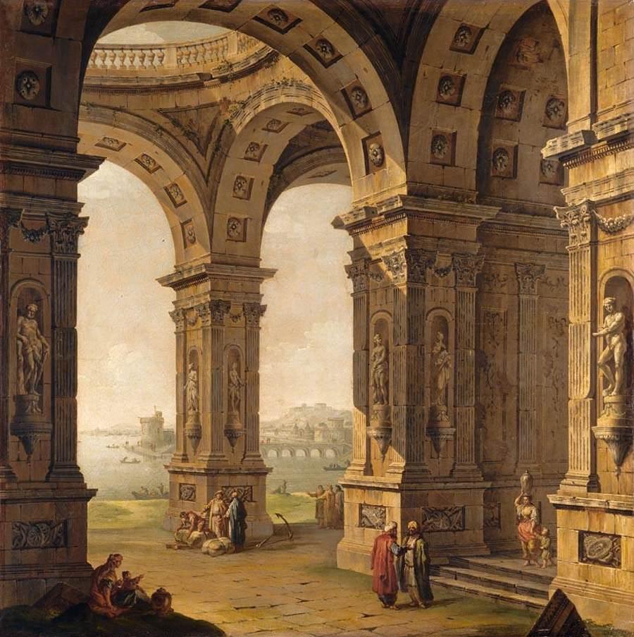 Roman Architecture: 1000+ Images About Roman Architecture On Pinterest