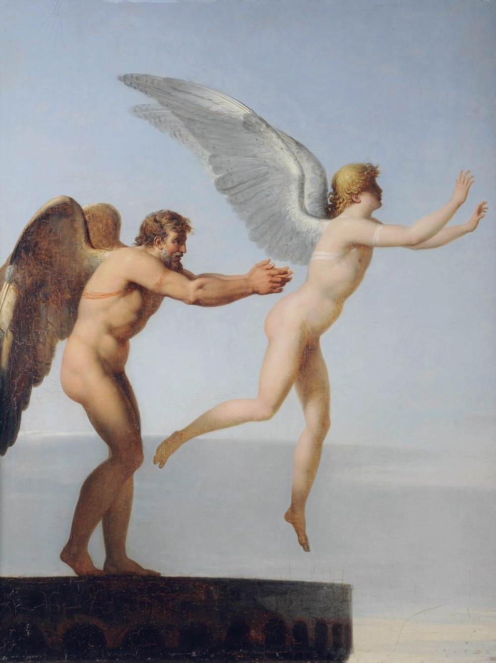 comparing the use of icarus in ìmusèe des beaux artsî and this heavy craftî essay Musée des beaux arts in auden's poem musée des beaux arts,[1] auden juxtaposes the ordinary as well as the extraordinary events in everyday life auden writes, about suffering they were never wrong (1) auden reveals the wrongly accused in gods eyes.