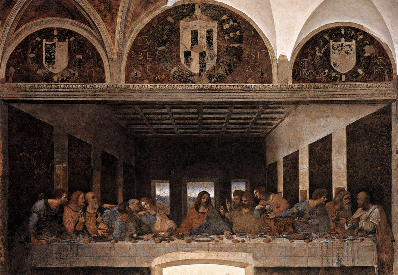 leonardo da vinci the last supper essay The painting under analysis is the last supper by leonardo da vinci it was made in 15 th century during the period of renaissance this painting became a starting point of this period for the art history.