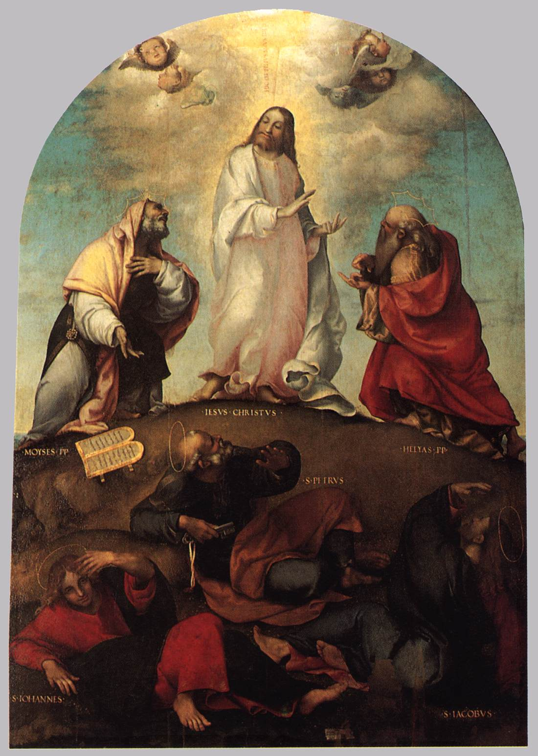 The Transfiguration ...