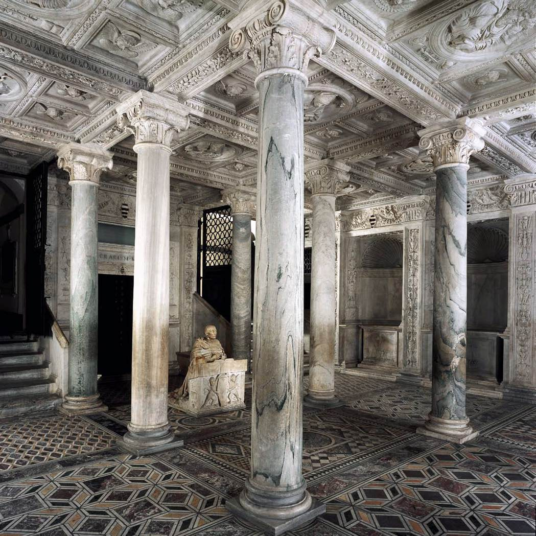 Italian Architect Malvito Tommaso