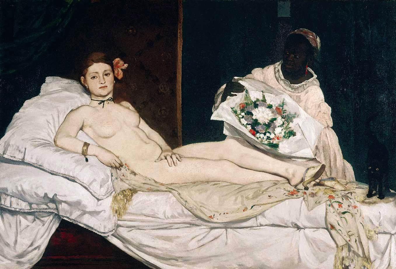 La Maja nue - Francisco Goya - Les Grands Peintres