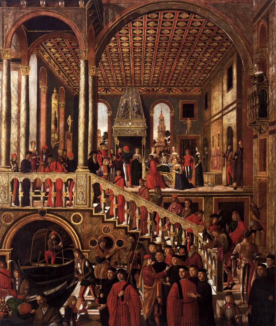 Most Famous Italian Renaissance Paintings