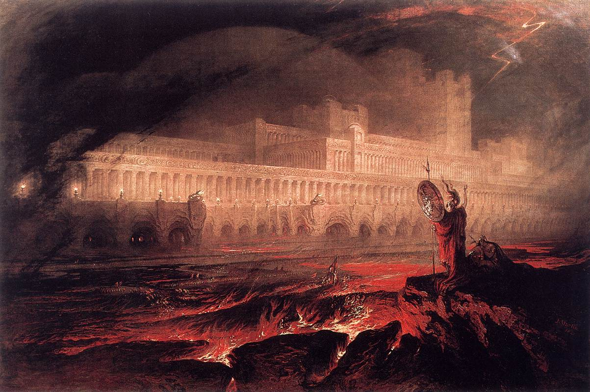 Sympathy for the Devil: An Analysis of Satan in Paradise Lost