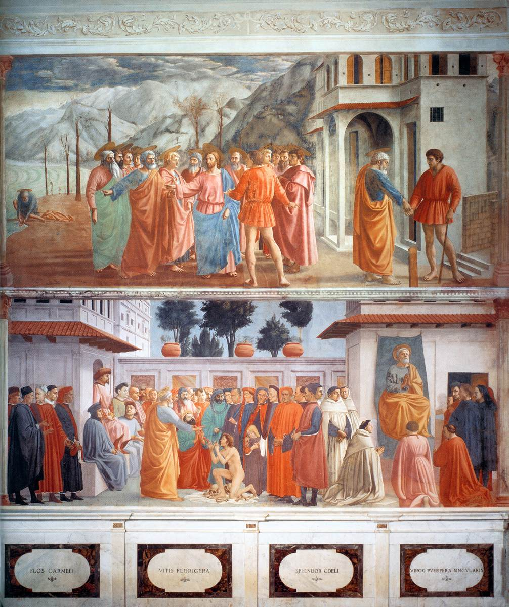 a biography of masaccio a historical figure Biography and art works of masaccio according to vasari, masaccio was the best painter of his generation because of his skill at recreating lifelike figures and movements as well as a convincing sense of three-dimensionality.