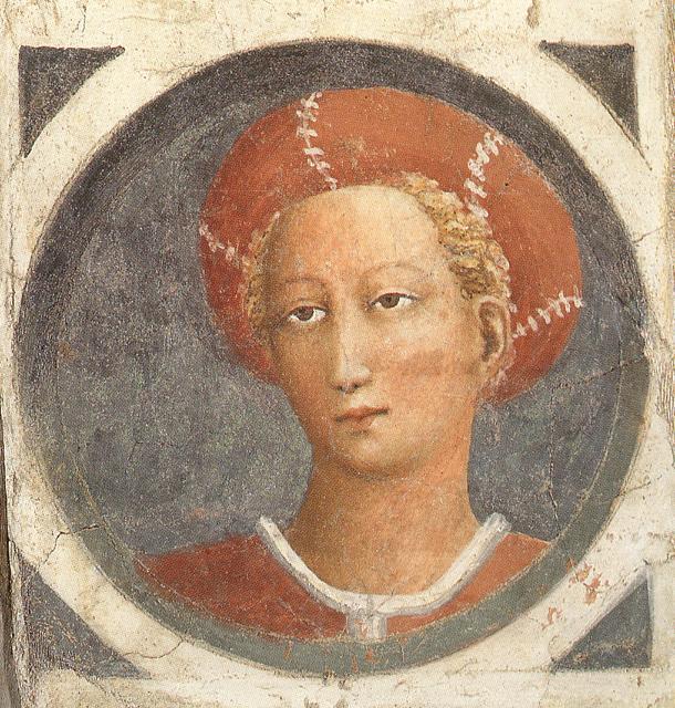 Masaccio Frescoes in the Cappella Brancacci of Santa Maria della