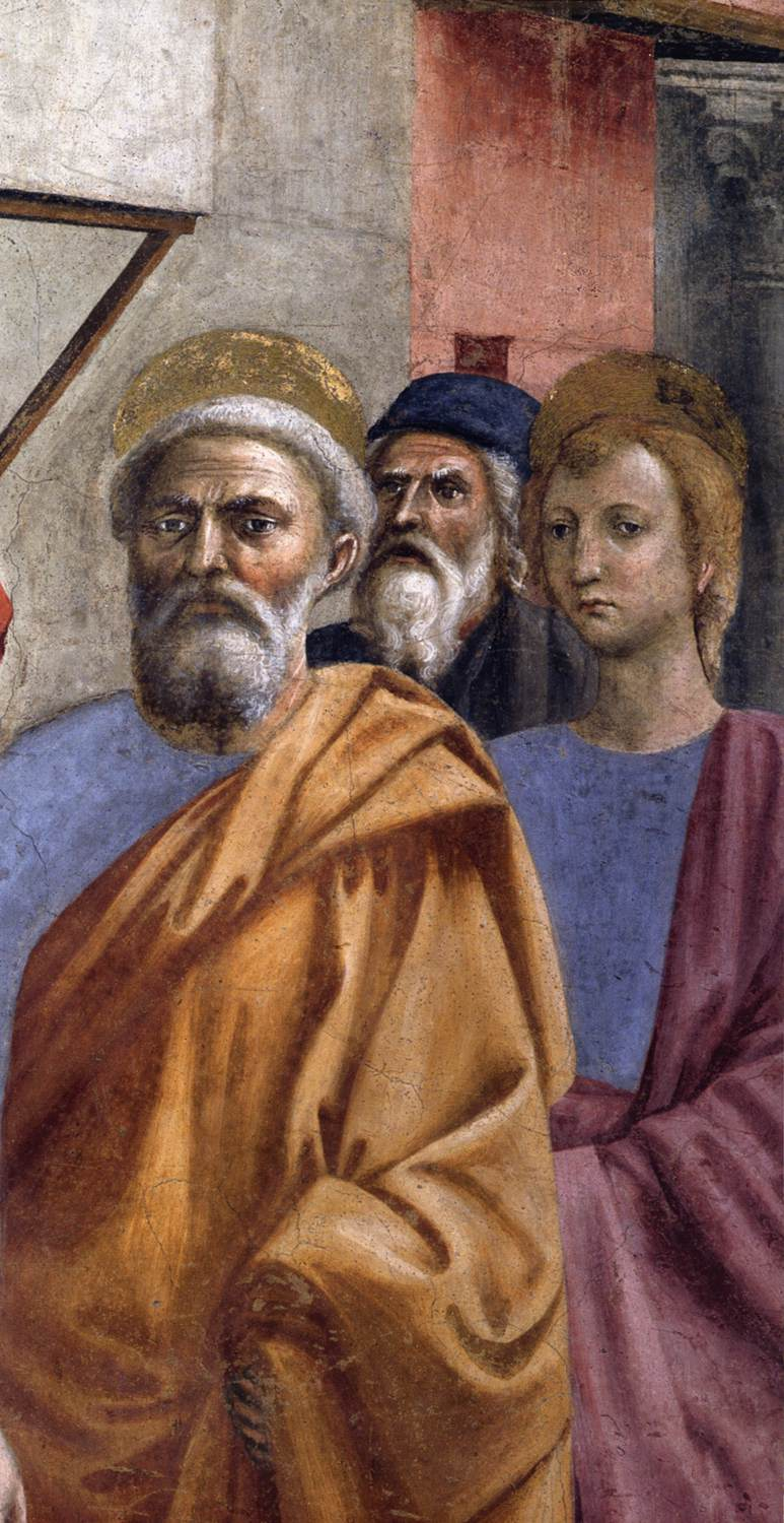 an introduction to the life and artwork of masaccio In this regard, masaccio succinctly employed the illusionistic property of the linear perspective incidentally, the painting portrays a chapel with a resonant interior that give the impression of opening up to the viewer.