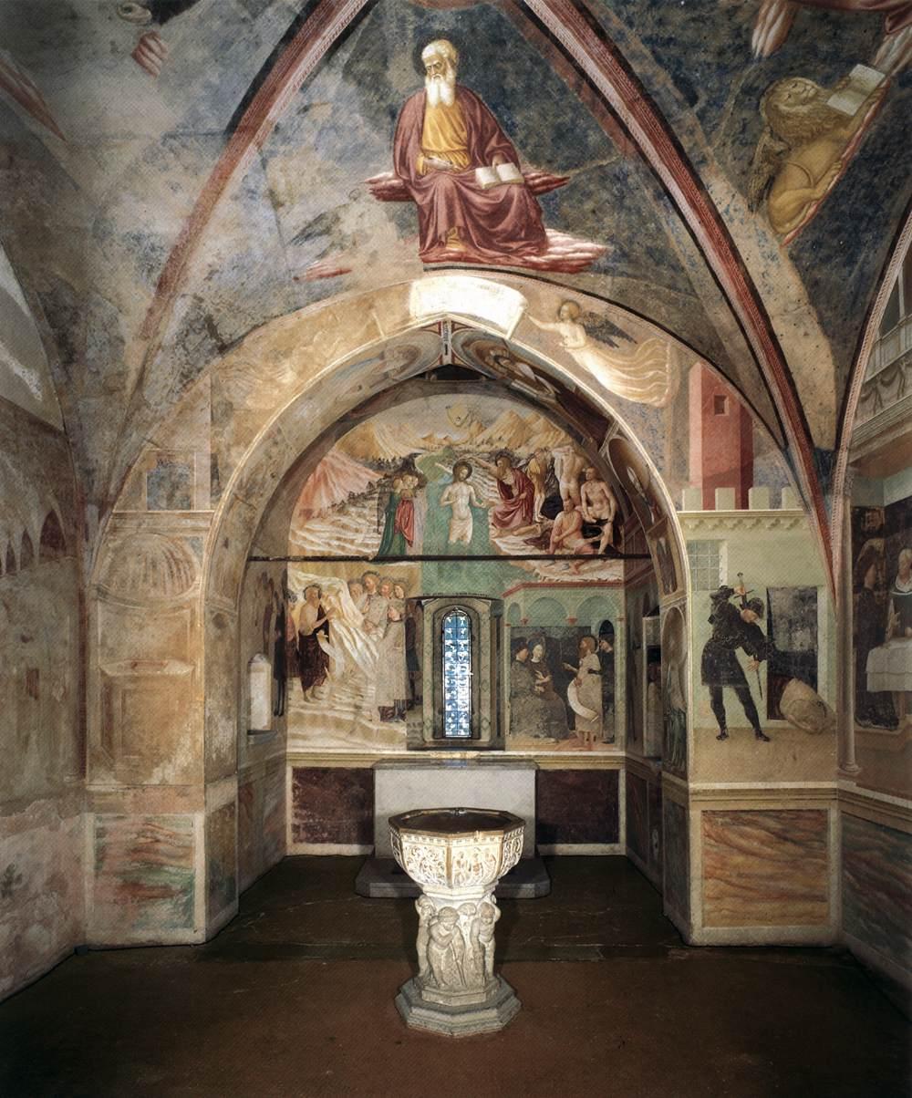 View from the entrance by masolino da panicale for Galimberti arredamenti castiglione olona