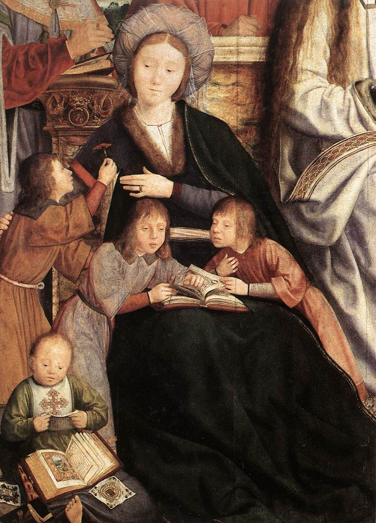 childhood during the renaissance