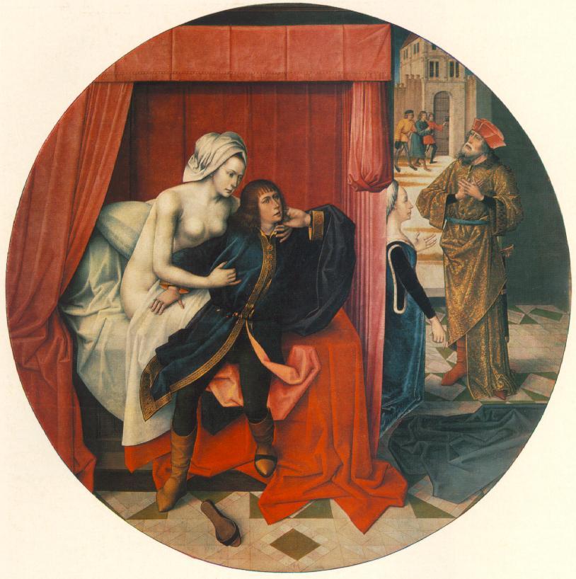 femme adultere bible