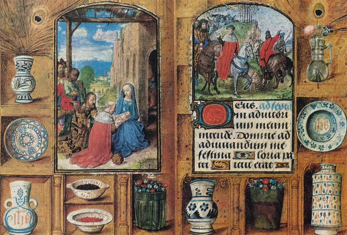 MASTER of Mary of Burgundy