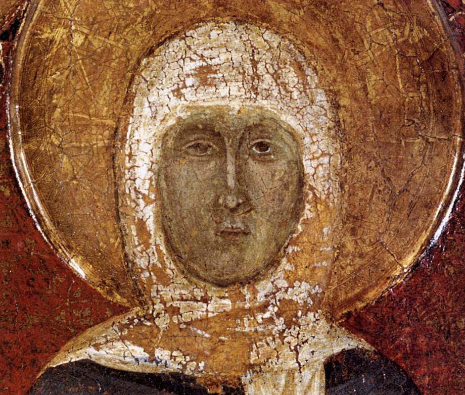 St Margaret of Cortona