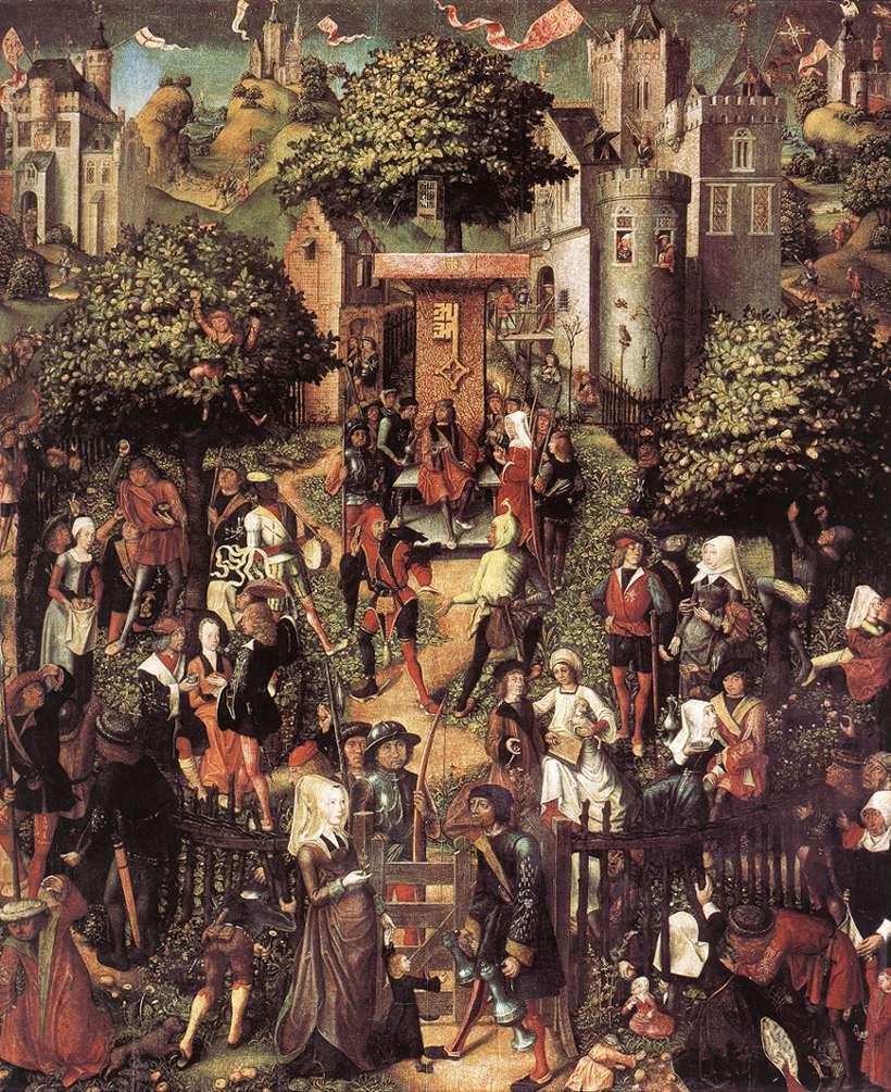Mittelalter tortur smut scene
