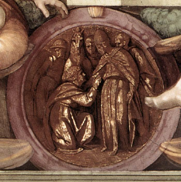 Medallion By Michelangelo Buonarroti