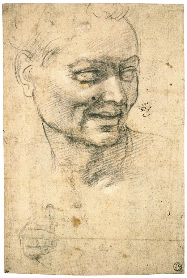 an introduction to the life and art of michelangelo buonarroti List of works by michelangelo as workshop of domenico ghirlandaio subsequently purchased by the kimbell art museum, fort the dream of human life c 1533.