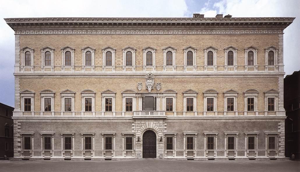 palazzo farnese - photo #7