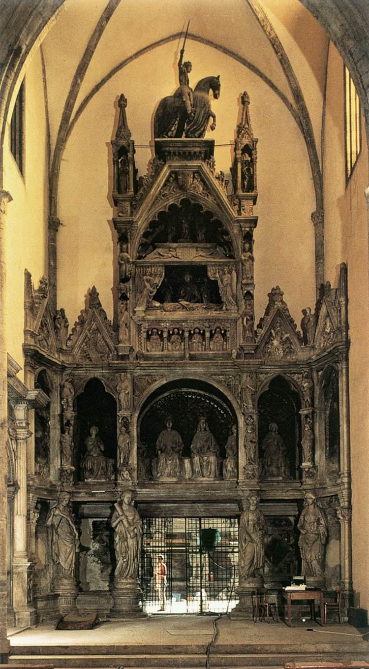 Tomb of King Ladislas by NOFRI...