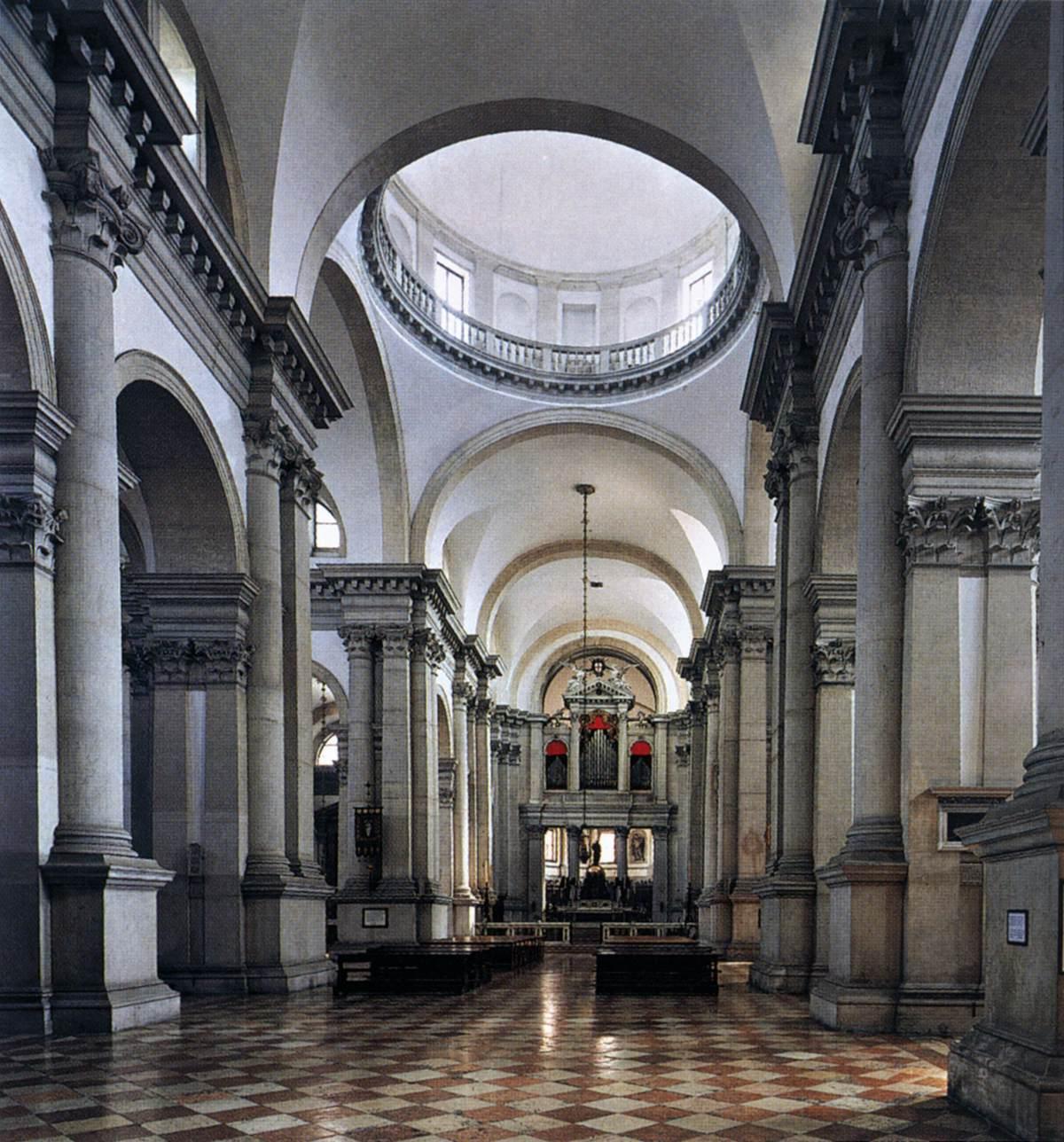 San giorgio maggiore interior by palladio andrea for Giorgio aldo interior designs