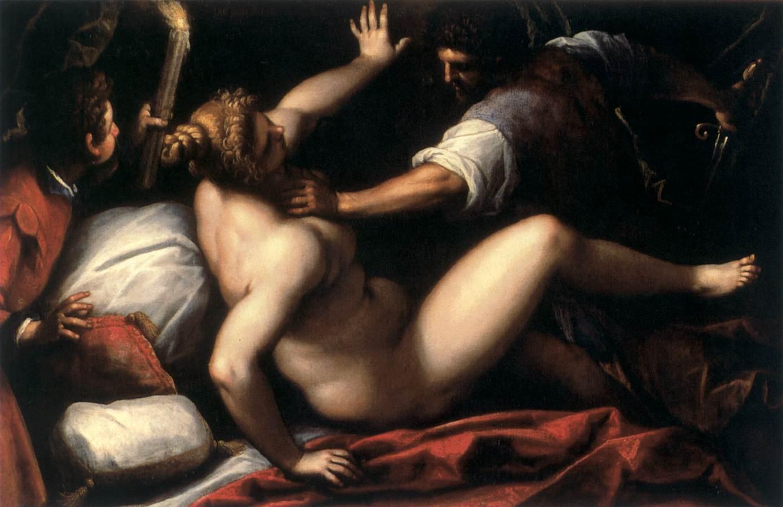 history paper rape of lucretia