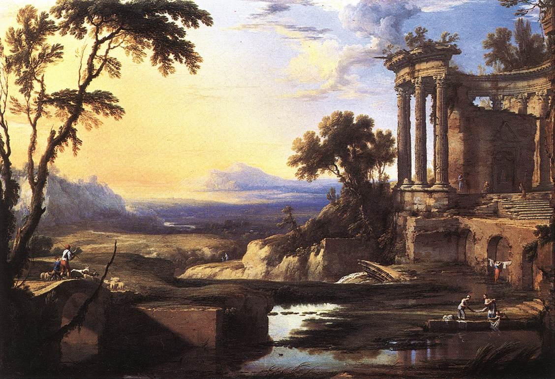 Lucas de Heere's Stonehenge