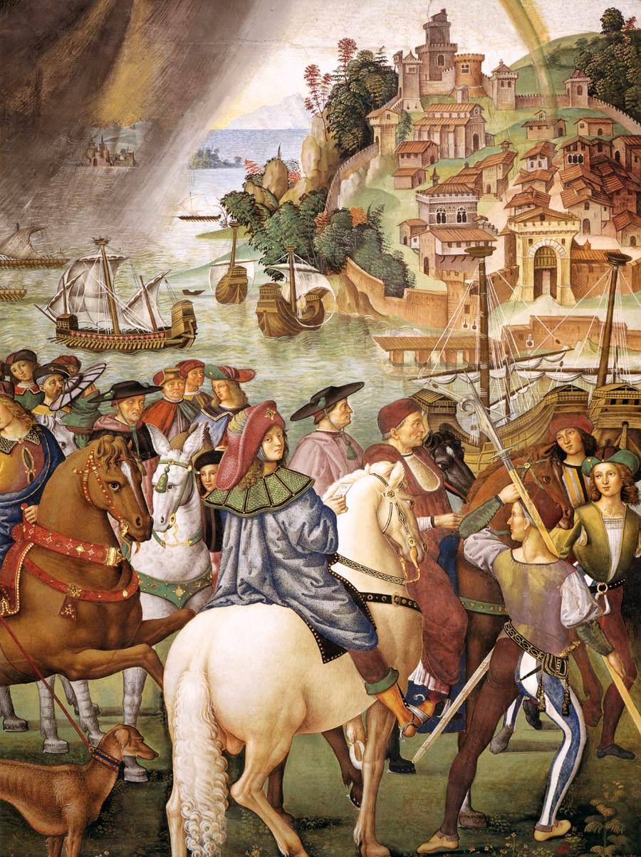 Из истории штанов. Гульфики. 14-15-16 век.
