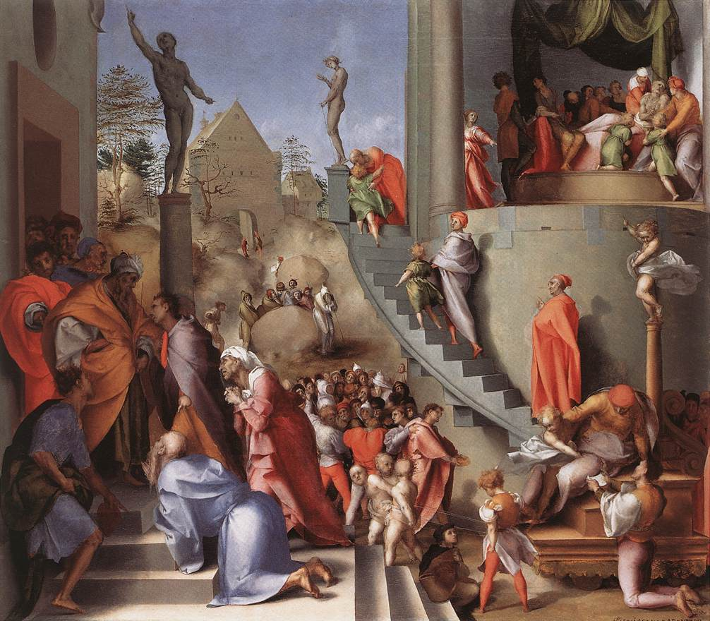 Joseph Prince of Egypt Joseph in Egypt 1515-18