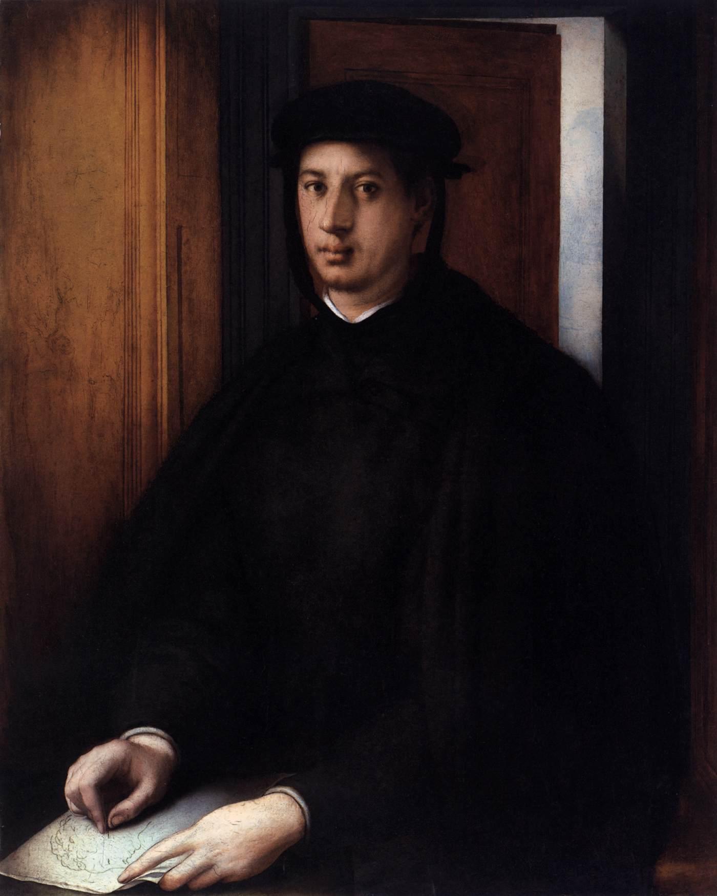 PONTORMO, Jacopo Alessandro de' Medici 1534-35