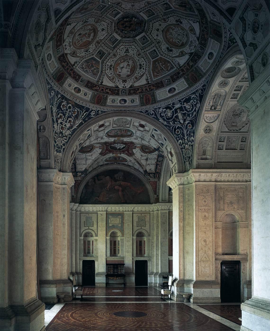 Villa Medici Rome Entrance