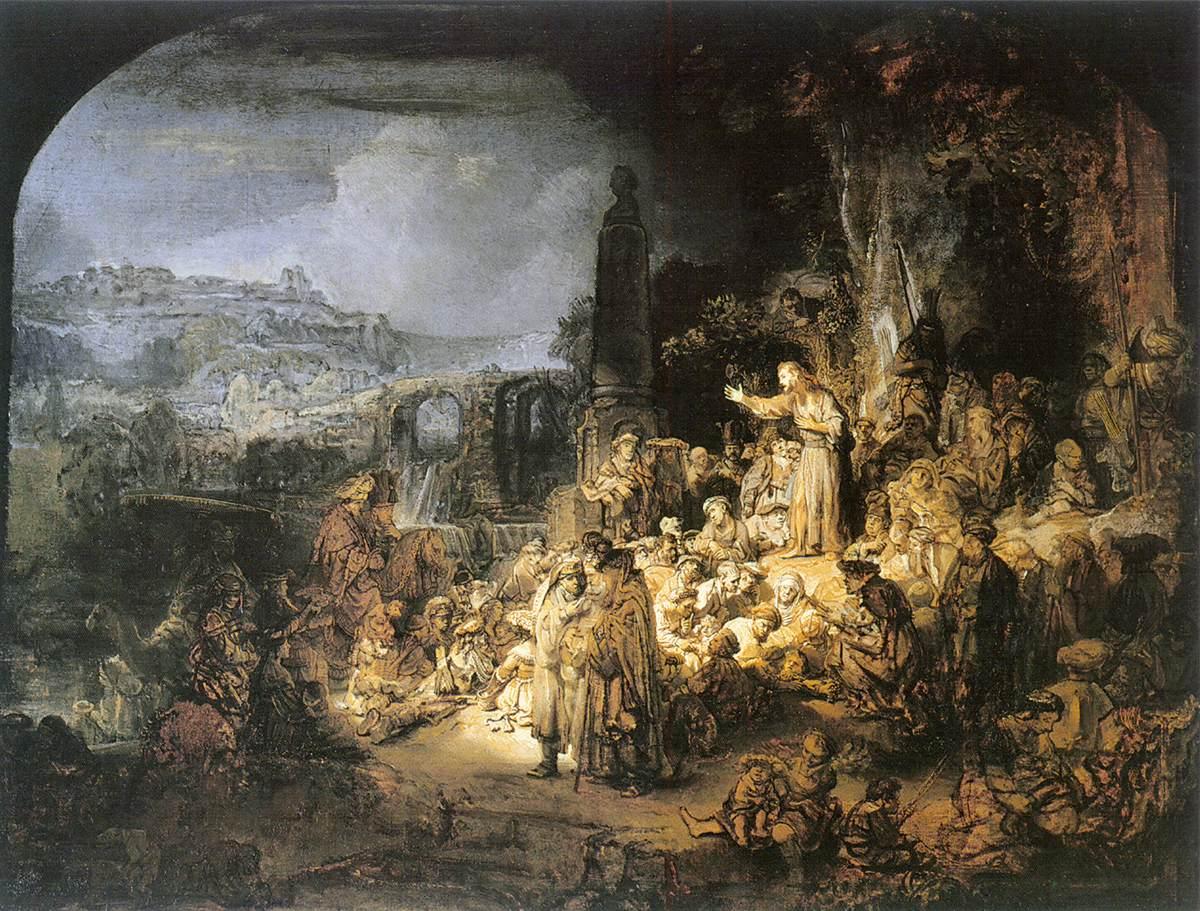 New Testament paintings (until 1639)