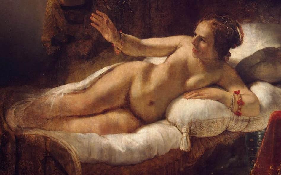 Эгина рембрандт картина фото