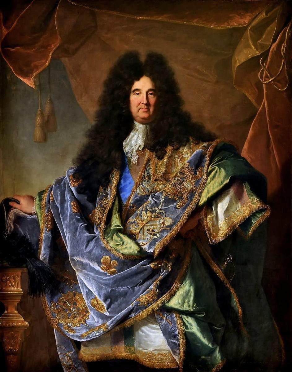 1er novembre 1661: Naissance du Grand Dauphin Couraill