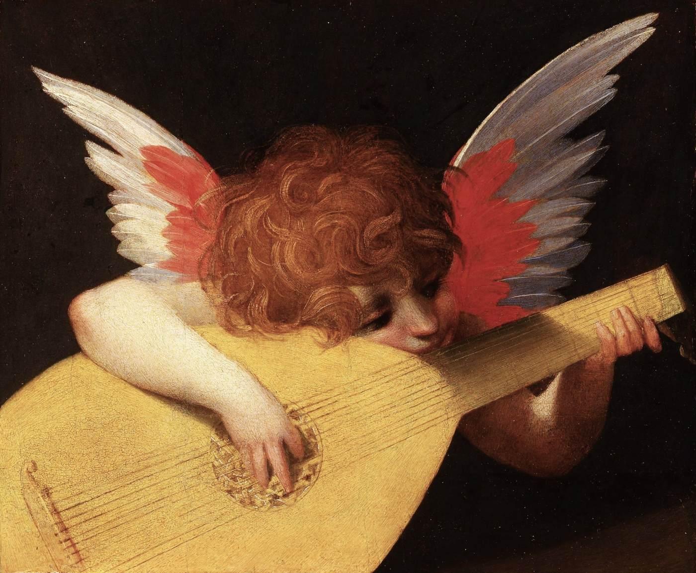 Rosso Fiorentino's Angelino Musicante