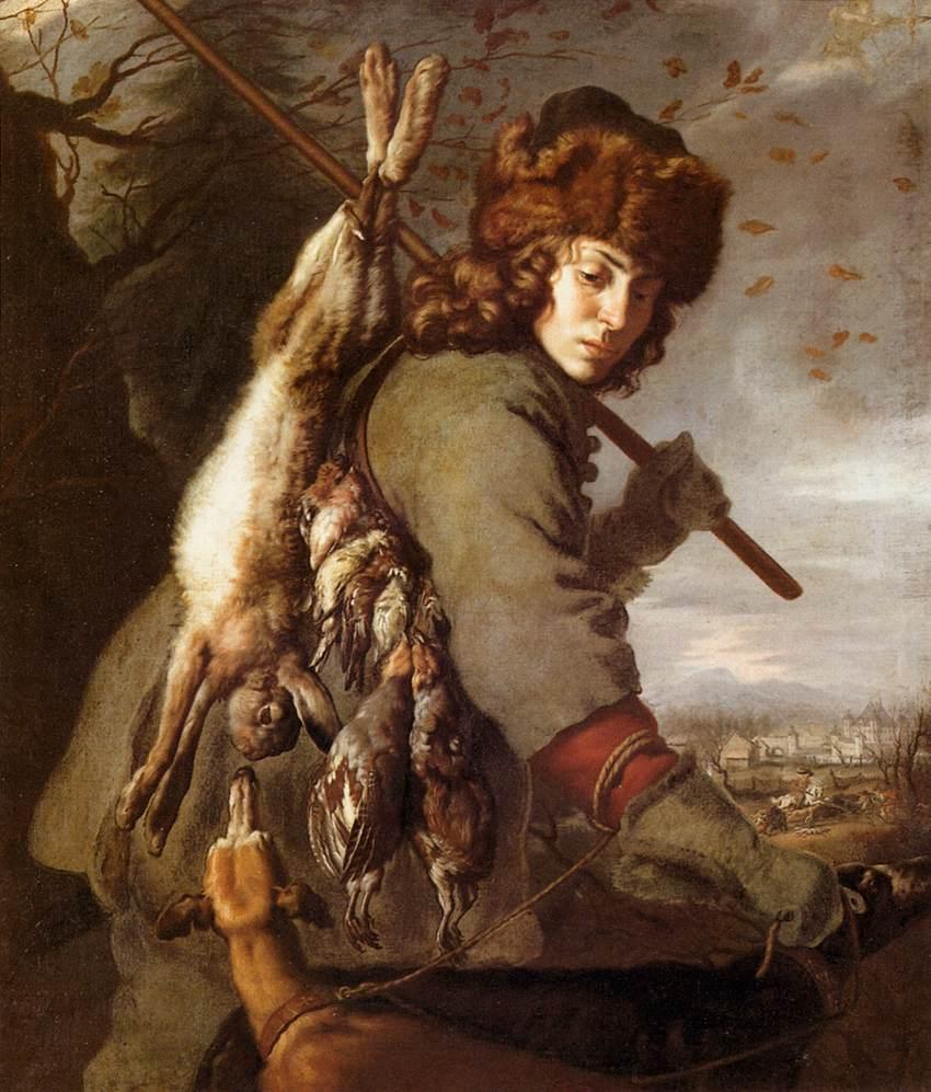SANDRART, Joachim von - 1643 - Listopad