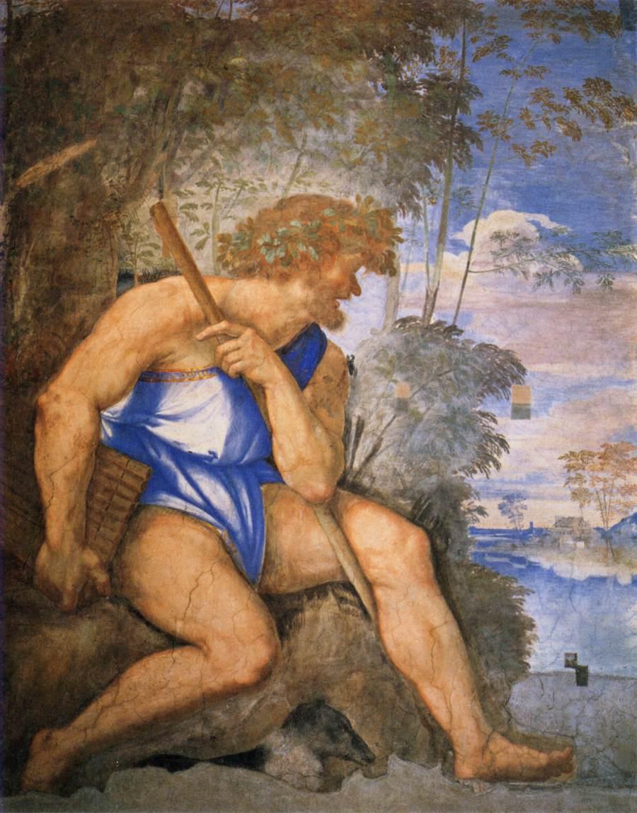 Polyphemus by S... Polyphemus Odysseus