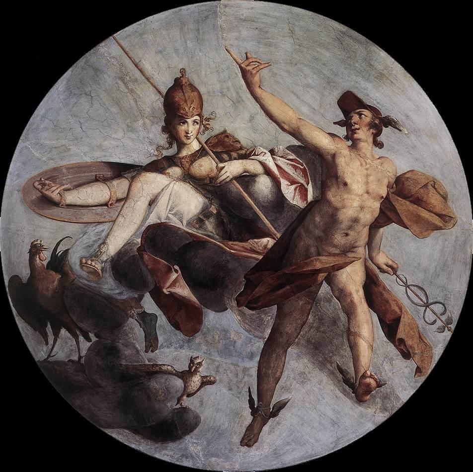 Perseus - Severs the Head of Medusa